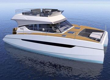 aventura 10 catamaran